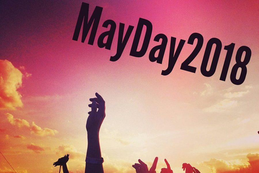 Veliki MAYDAY party u podnožju Tvrđave sv. Mihovila