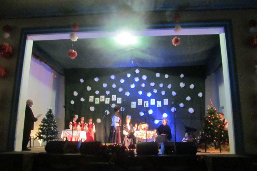 Ugljan: Božićni koncert udruge Điran 2014.