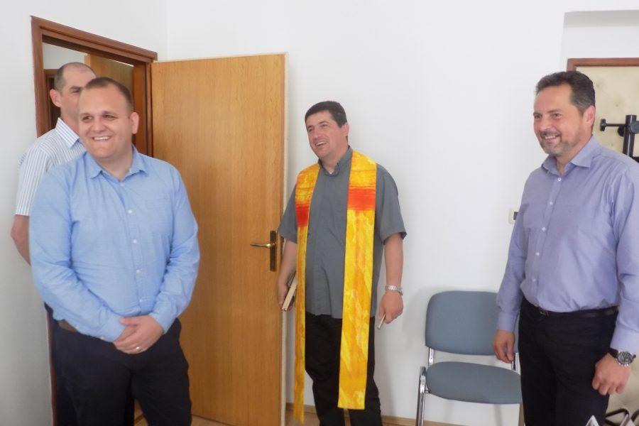 Novi načelnik Općine Preko uz blagoslov preuzeo dužnost