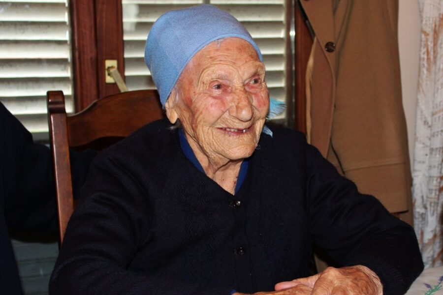 Margarita Dorkin, najstarija stanovnica Preka, proslavila 100. rođendan