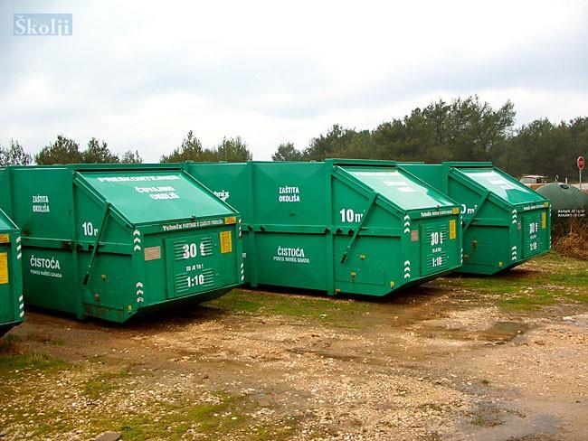 Odvoz krupnog otpada od 23. travnja do 3. svibnja