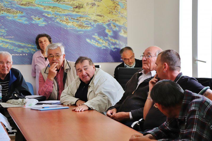 Javna rasprava o prostornom planu u sjeni sukoba Brižića i Smuda