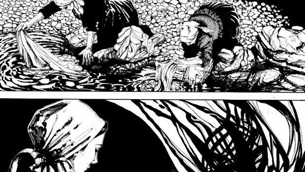"""U novom broju Strip revije priča Tomislava Košte """"Lancun"""""""