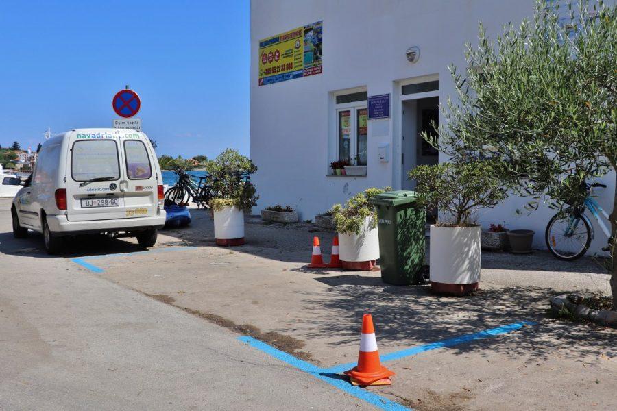 Općina Preko uvodi dvomjesečnu naplatu parkiranja