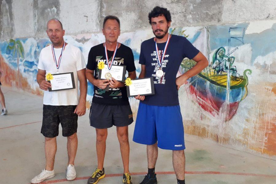 Rene Šoša pobjednik turnira u stolnom tenisu u Centrali