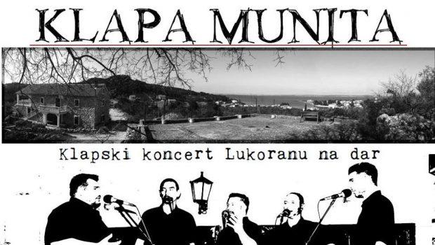 Koncert Klape Munita na Rančićevu glumu u Lukoranu