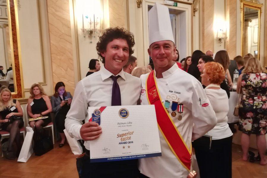 OPG-u Matulić u Bruxellesu uručena nagrada Superior Taste Award