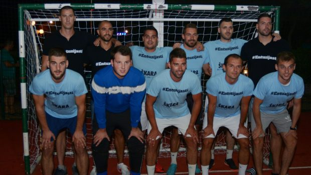 Ekipa KK Diadora Entuzijasti pobjednik turnira Pojonsko srce 2018.