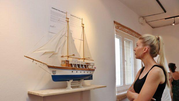 """Otvorenje izložbe """"Ciloga života mi volimo more"""""""