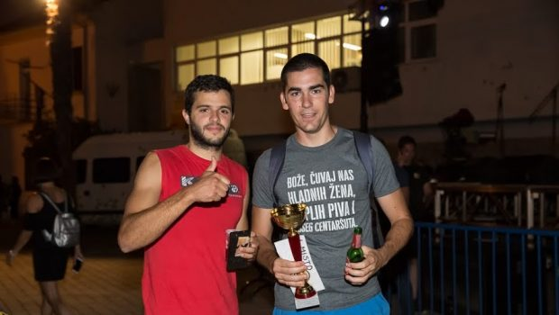 Ekipa Duo Pegla pobijedila na prvom Turniru u nogotenisu