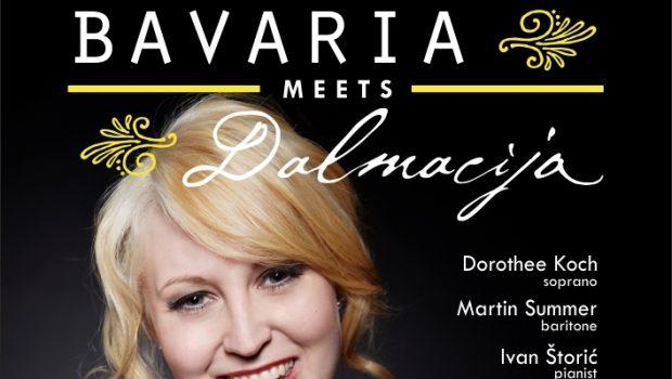 Koncert njemačke sopranistice Dorothee Koch u Domu na žalu
