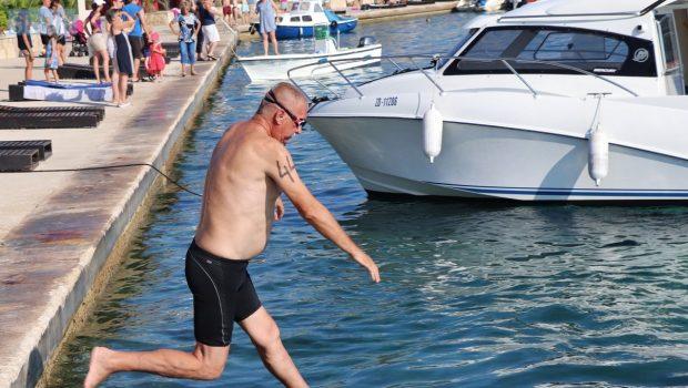 Plivački maraton Preko – Zadar