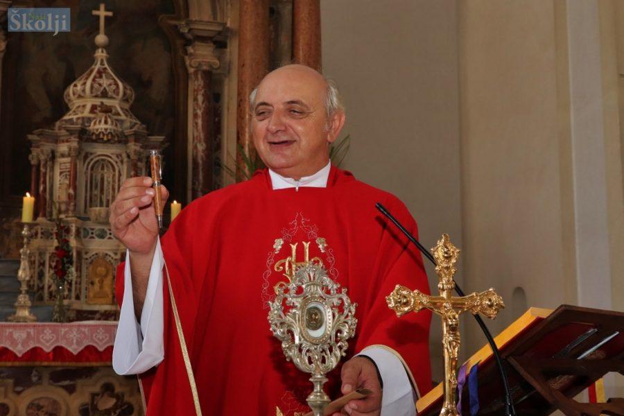 Lukoranci zahvalili don Mariju Soljačiću na pet godina vođenja župe