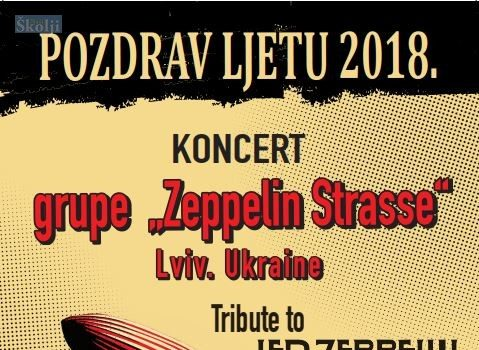 "Preko: ""Pozdrav ljetu"" uz Tribute to Led Zeppelin koncert"