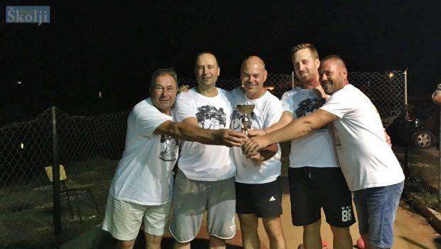 Ekipa Guduća i ove godine pobjednik Turnira u boćanju za muškarce