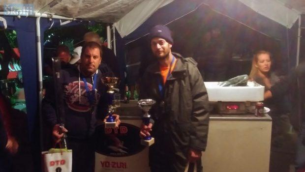 Marin Sandalić i Nenad Cvitanović ponovno osvojili Crnilo kup!