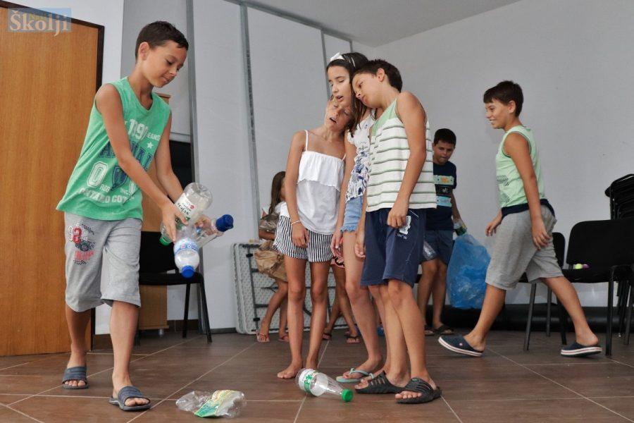 POU Dom na žalu: Kroz ljetne radionice prošlo više od 200 djece