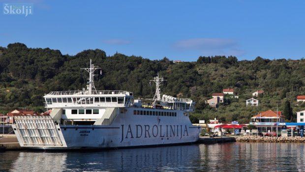 Od 1. listopada na snazi zimski plovidbeni red