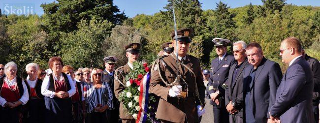 27. obljetnica osnutka Otočkog bataljuna