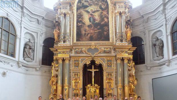 Koncert Zbora splitskih liječnika pjevača u preškoj crkvi