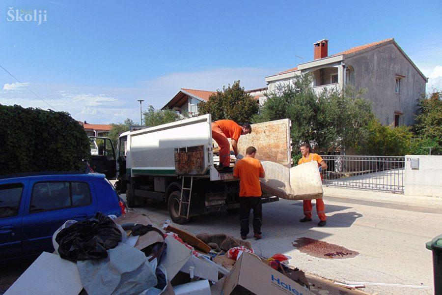 Jednom godišnje besplatni odvoz glomaznog otpada