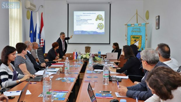 Općina Preko ugostila sudionike europskog projekta Pegasus