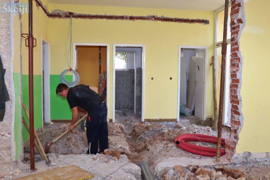 U Preku počela gradnja jaslica i obnova Dječjeg vrtića Lastavica