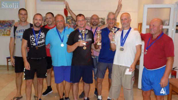 Stolnoteniski turnir u Preku okupio rekordan broj sudionika