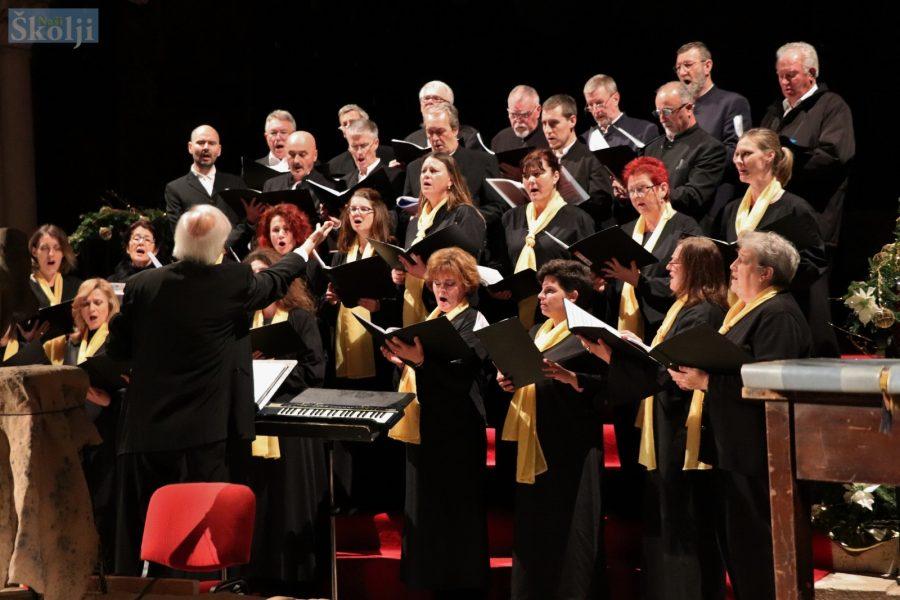 Obljetnički koncert Mješovitog zbora Condura Croatica