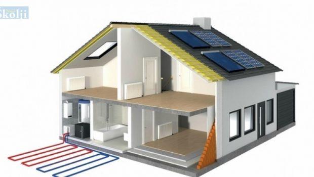 Država ponovno sufinancira energetsku obnovu obiteljskih kuća