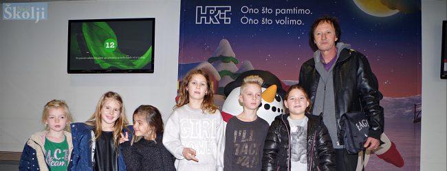 FOTOGALERIJA: Predstavljanje pjesme Božiću maleni Olivera Telca na HTV-u; foto: Tomislav Ivanov