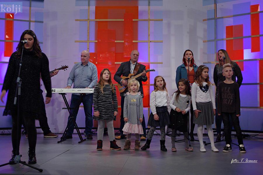 Na HTV-u predstavljena pjesma Olivera Telca 'Božiću maleni'