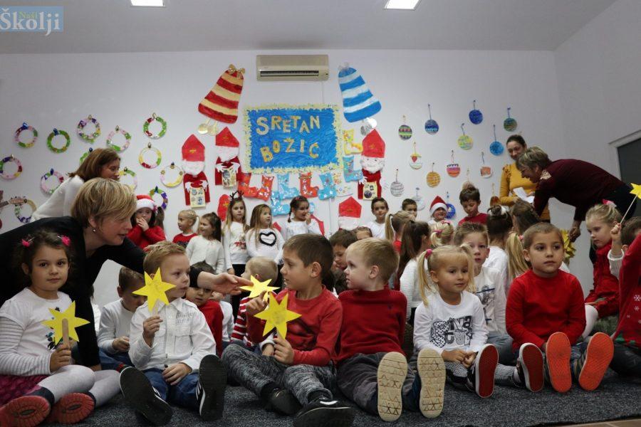 Božićna priredba Dječjeg vrtića Lastavica