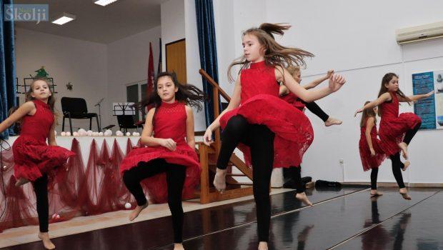 Preko: Učenici GŠ Blagoja Berse održali Božićni koncert