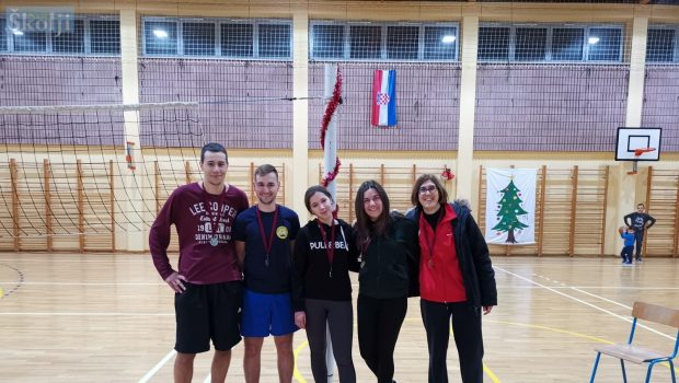 Humanitarni turnir u odbojci Preko 2018.