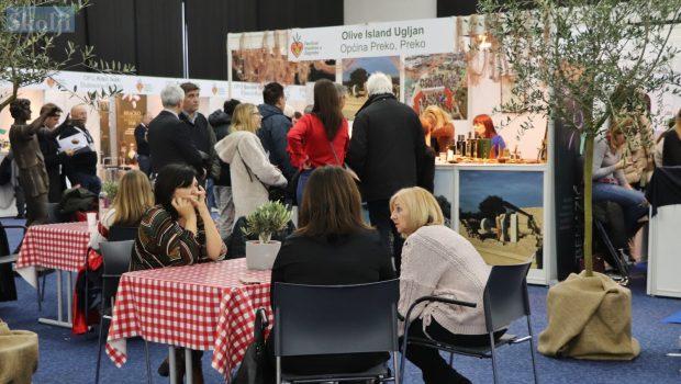 Općina Preko treći se put predstavlja na Festivalu maslina u Zagrebu