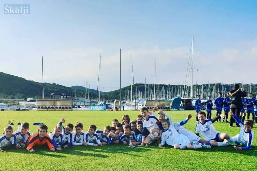 Prvi JAKO dobar turnir: Zadar slavio u Sutomišćici