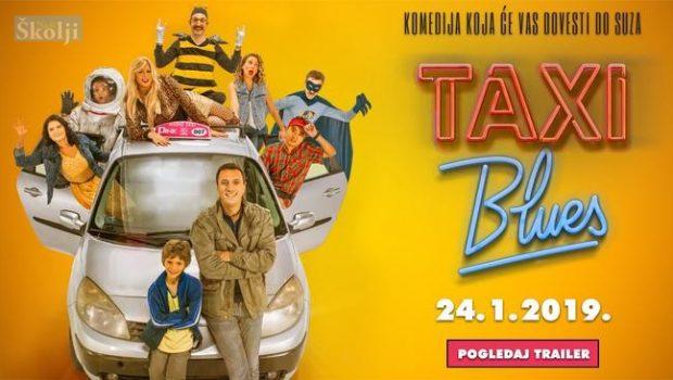 "Komedija ""Taxi Blues"" ove subote u Kinu Kali"