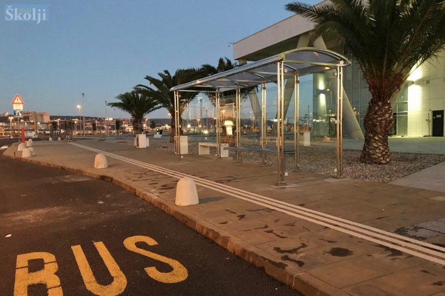 Za 10-ak dana preseljenje autobusne stanice pred zgradu terminala