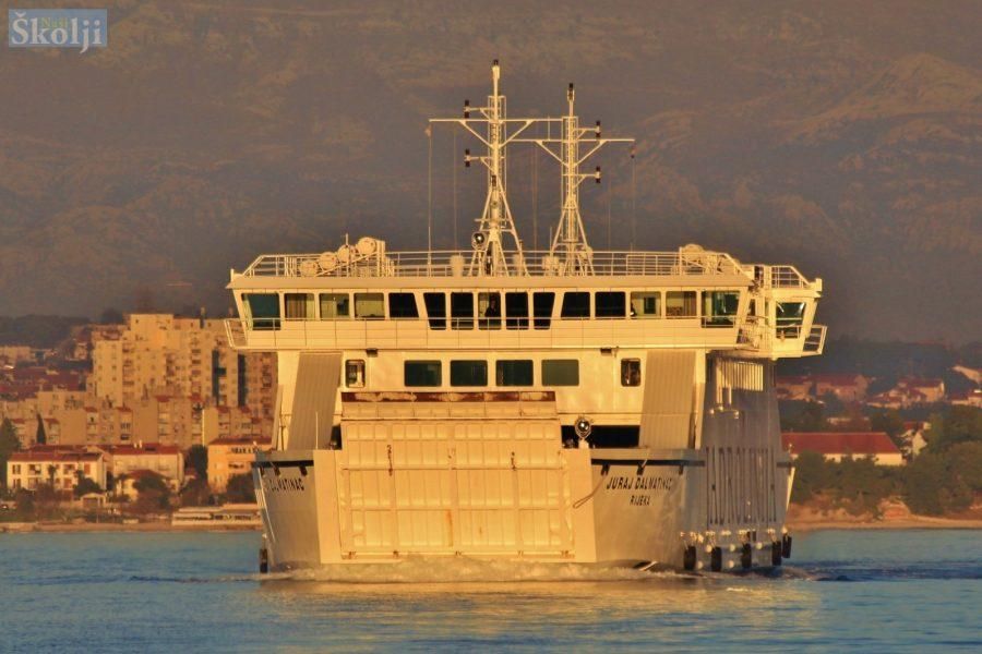Jadrolinija promijenila plovidbeni red zbog derbija Zadar – Cibona