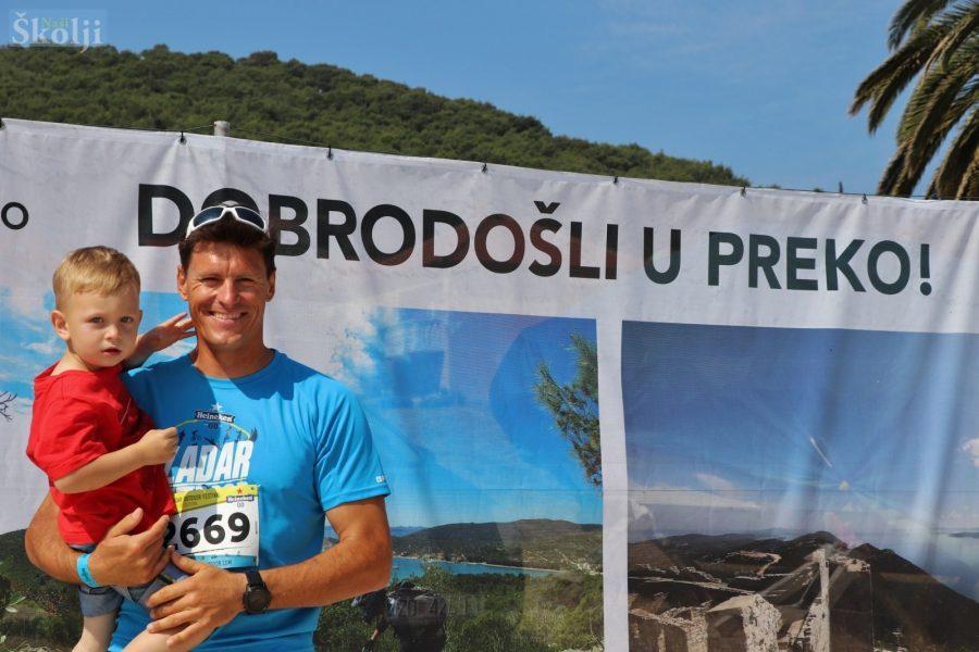 Ivica Kostelić i ove godine na Trailu otoka maslina na Ugljanu