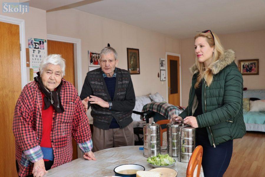 Općina Preko: Počela dostava toplih obroka starijima i nemoćnima