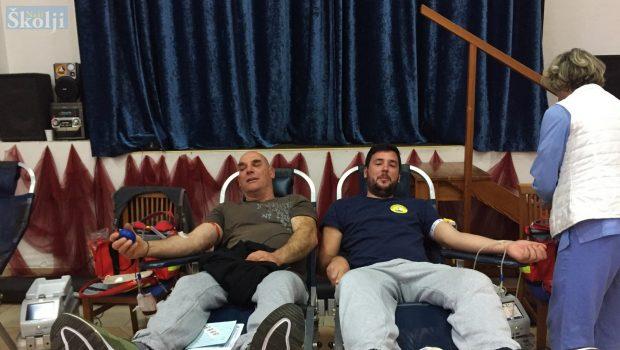 U prvoj ovogodišnjoj akciji članovi DDK Preko prikupili 24 doze krvi