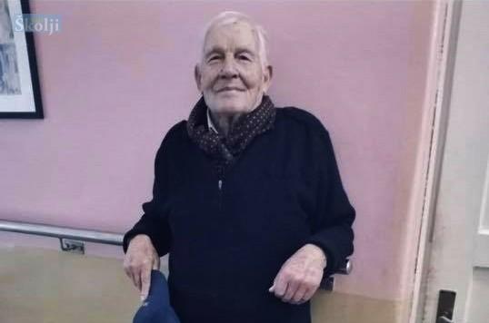 Barba Šime Mazić iz Preka volontira u Psihijatriskoj bolnici Ugljan