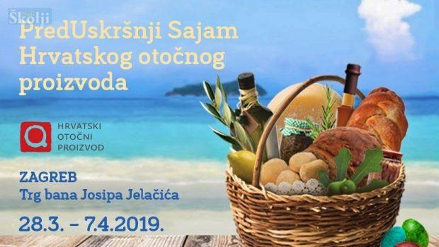 U središtu Zagreba predstavlja se 29 izlagača sa 15 otoka