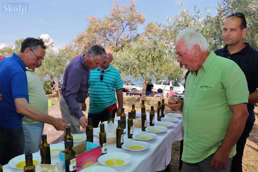 Dani maslinovog ulja u Ugljanu održat će se 4. svibnja