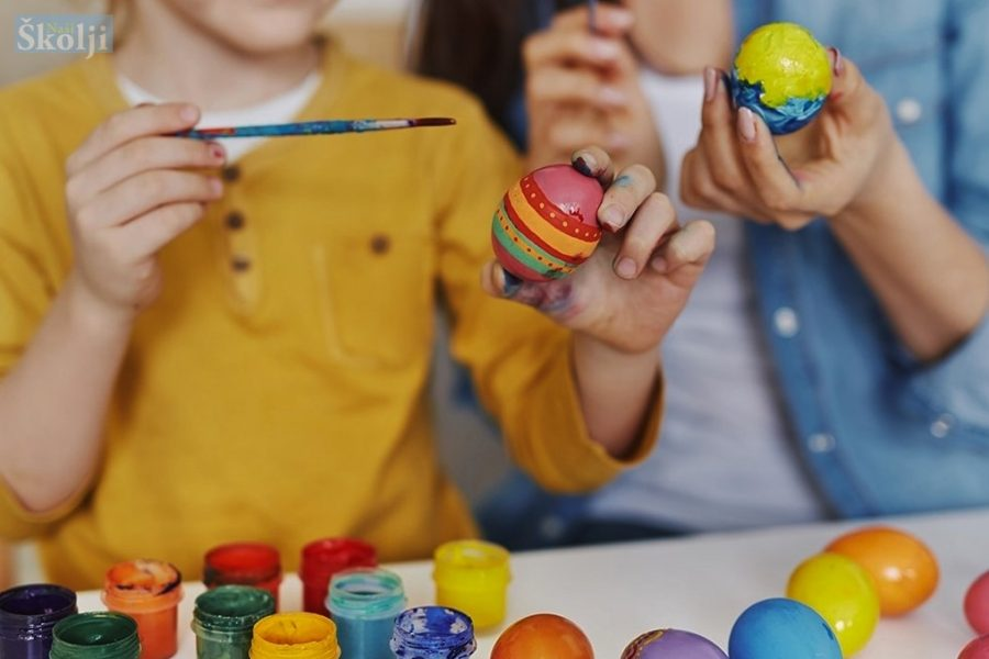 Besplatna radionica oslikavanja i ukrašavanja jaja