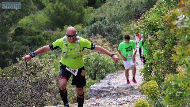 M. Mandekić i M. Guzić najbrži na Trailu Otoka Maslina