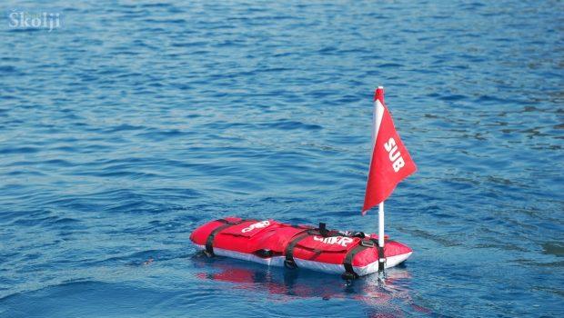 U Pašmanskom kanalu teško ozlijeđen 29-godišnji ronilac