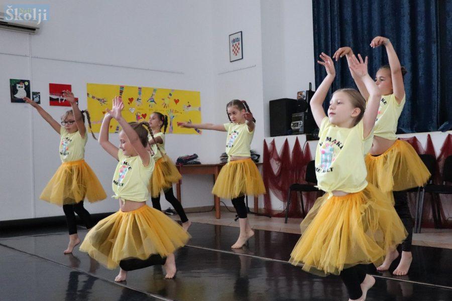 Plesna Udruga Tim iz Preka proslavila desetu godišnjicu osnutka